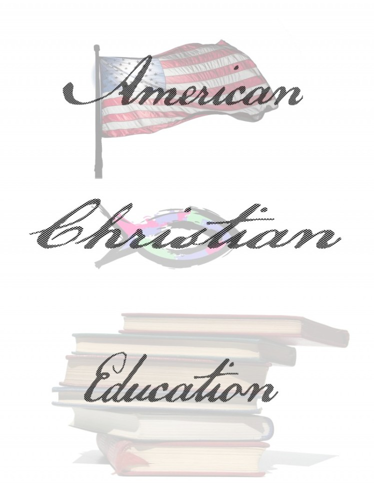 American Christian Education Title Page_non-assignment