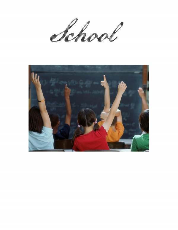 School Title Page