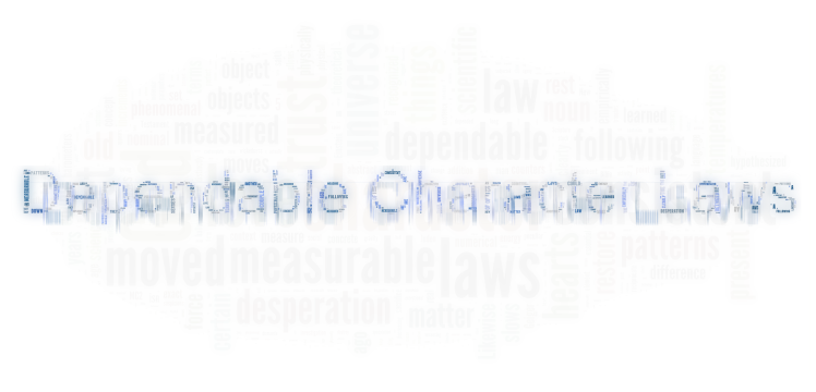 Dependable Character Laws Picture