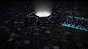 Volumatic Light Floor