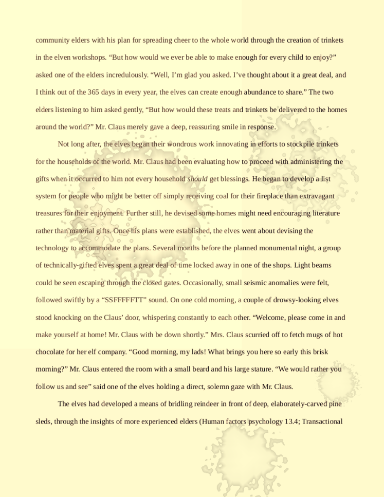 The Claus legacy - no highlighting_pg4